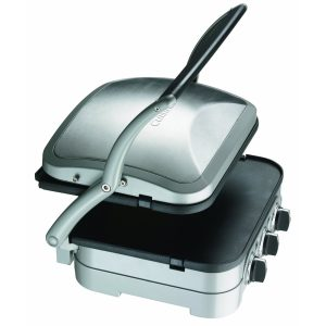 Der Cuisinart GR4NE Multifunktions-Grill ist vielseitig einsetzbar