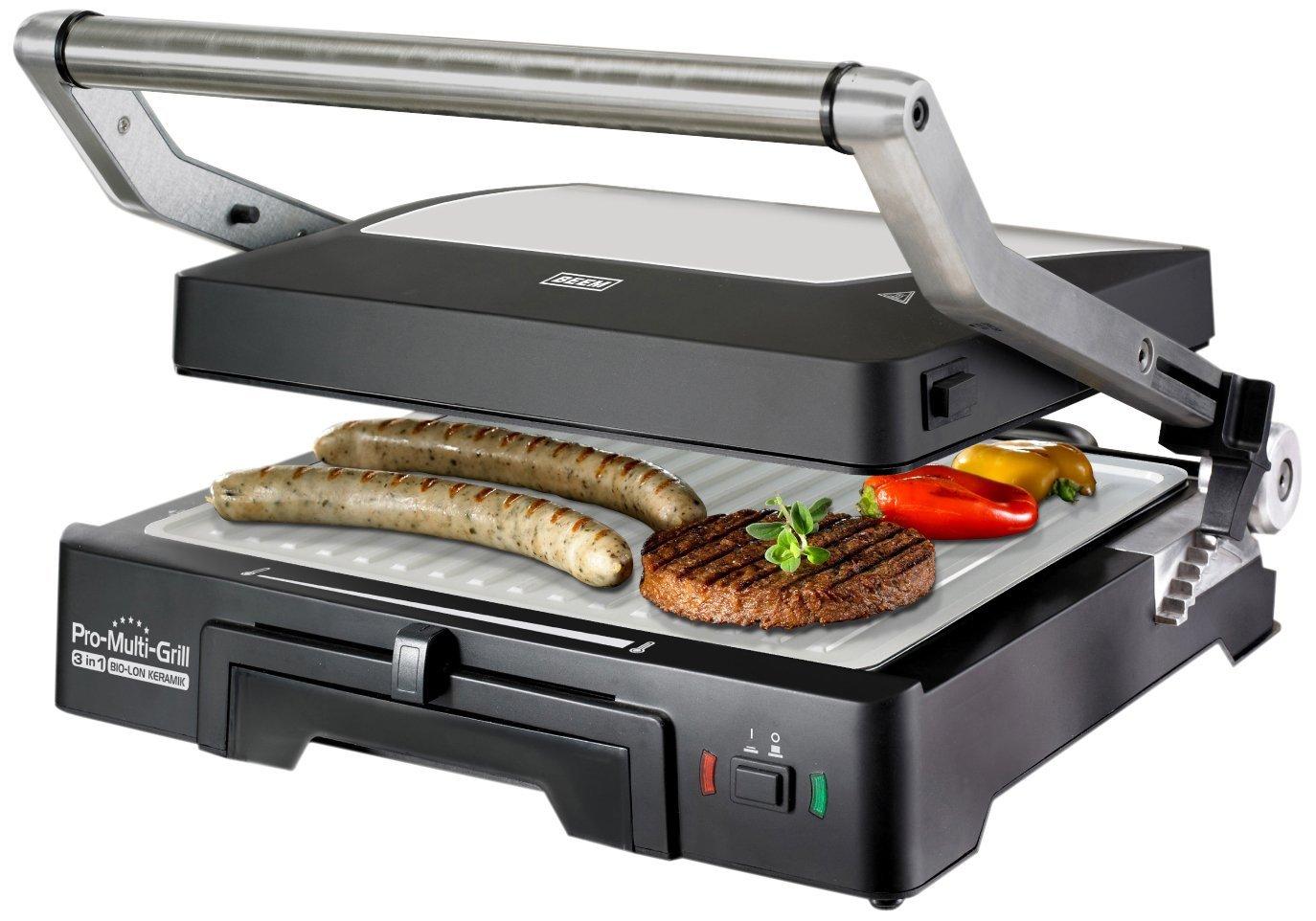 BEEM Germany D2000.730 Pro-Multi-Grill
